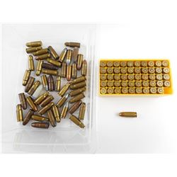 9MM ASSORTED AMMO, BLANKS, DUMMY'S