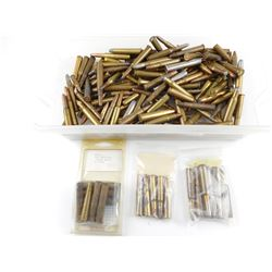 RIFLE AMMO AND BLANKS