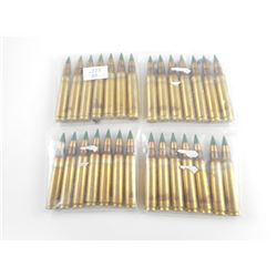 5.56MM GREEN TIP AMMO
