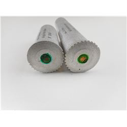 ALUMINUM CASE 26.2MM FLARE ROUNDS