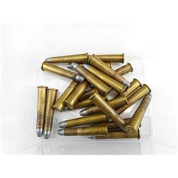 POSSIBLE 38-56 RELOADED AMMO