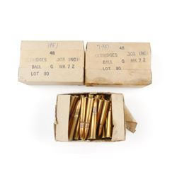 CANADIAN ARSENALS .303 BR MK7Z BALL AMMO
