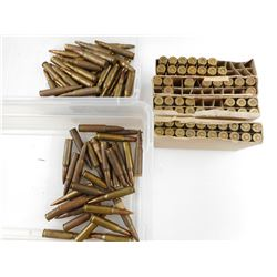 7.62 NATOBLANK AND BALL AMMO