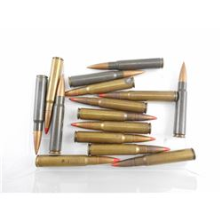 7.92MM MILITARY TRACER/FMJ AMMO