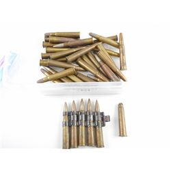 303 BRITISH FMJ AND GALLERY AMMO