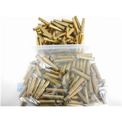 303 PRIMED, AND 303 ONCE FIRED BRASS CASES