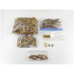 44 AUTO MAG, 7MM, 280 REM, BRASS CASES