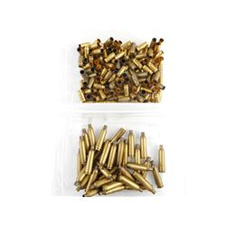 22-250, 30 LUGER BRASS CASES