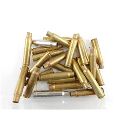 338 WIN MAG BRASS CASES