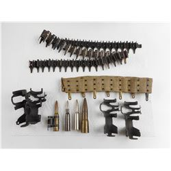 MILITARY MACHINE GUN BELT/LINK, DUMMY'S