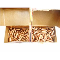 6MM JACKETED BULLETS