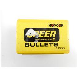 .270 CAL SPEER BULLETS