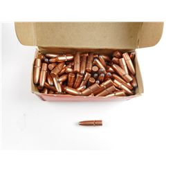 7MM CAL, 284 ROUND NOSE BULLETS