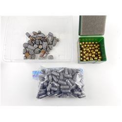 BULLETS LEAD ASSORTED