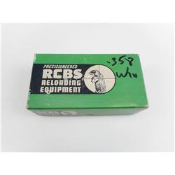 RCBS .358 WIN RELOADING DIES