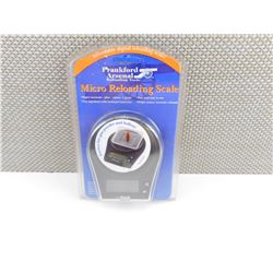 FRANKFORD ARSENAL MIRCRO RELOADING SCALE
