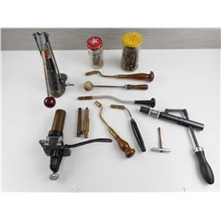 RELOADING TOOLS ASSORTED