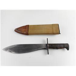 WWI US M1917 C.T BOLO KNIFE