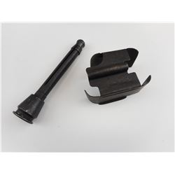 RUSSIAN PTRS-41 STRIPPER CLIP AND RUPTURED CASING TOOL