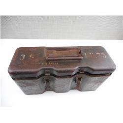 RARE WWII GERMAN S-MINE TRANSPORTATION CASE