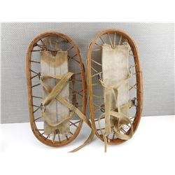 WWII BRITISH SNOW SHOES