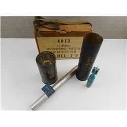 CANADIAN MILITARY MINES AND ROCKET PACKAGING