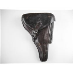 WWII GERMAN PO8 LUGER HOLSTER