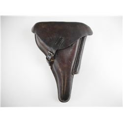 PRE WWII GERMAN PO8 LUGER HOLSTER