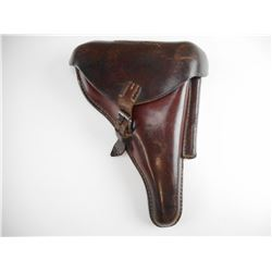 WWI GERMAN PO8 LUGER HOLSTER