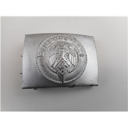 WWII HITLER YOUTH BELT BUCKLE