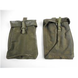 CANADIAN MILITARY 82 PATTERN STERLING SMG POUCHES