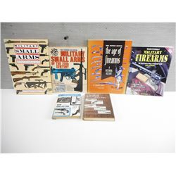 FIREARMS OF THE AGES BOOKS