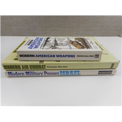 ASSORTED MODERN MILITARY BOOKS