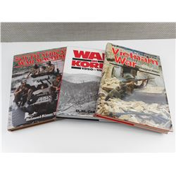 ASSORTED WAR TIME BOOKS