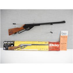 DAISY BUCK .177 CAL. BB GUN WITH BOX AND MANUAL
