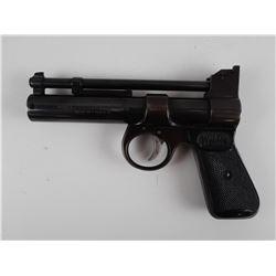 THE WEBLEY JUNIOR .177 PELLET GUN