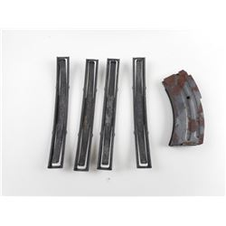 .22LR MAGAZINE AND 7.62X39 STRIPPER CLIPS