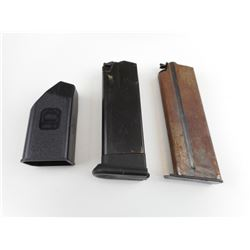 ASSORTED PARA-ORD, STAR PISTOL MAGAZINES