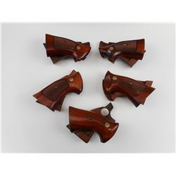 SMITH & WESSON ASSORTED WOOD GRIPS