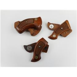 SMITH & WESSON REVOLVER GRIPS