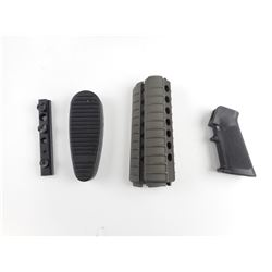 ASSORTED AR-15 M4 PARTS