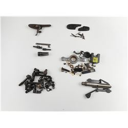 ASSORTED GUNSMITH PARTS AND PARTS FOR .22LR