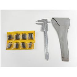 ASSORTED GUNSMITH TOOLS