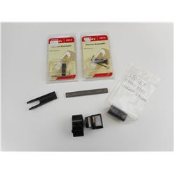ASSORTED GUNSMITH FIREARMS ACCESSORIES