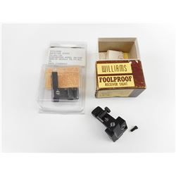 WILLIAMS FP-88/100, 70AP PEEP SIGHTS