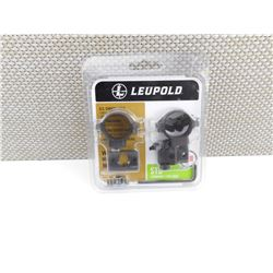 LEUPOLD TURN IN RINGS AND BASES IN PACKAGE