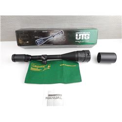 LEAPERS 6-24X50 FULL SIZE RED/GREEN SCOPE IN ORIGINAL BOX