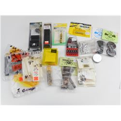ASSORTED ARCHERY ACCESSORIES