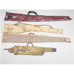 ASSORTED SOFT GUN RIFLE CASES