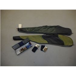 SOFT GUN CASES AND CLEANING KIT
